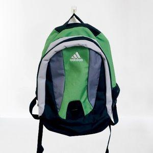 Adidas Green Lightweight School Backpack